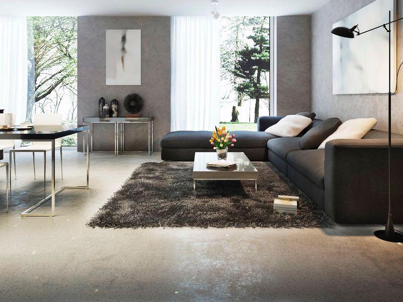 Wohnzimmer Effektwand Maler Rosenheim