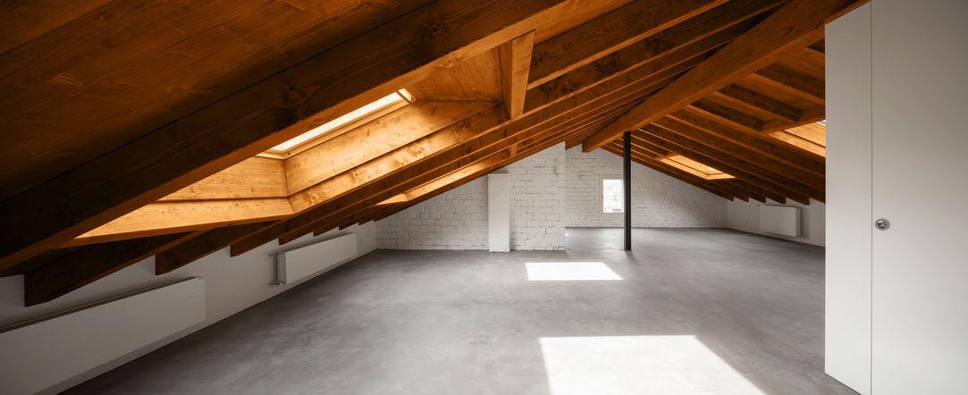 Betonboden Fugenlos keine Fugen Effekt Boden