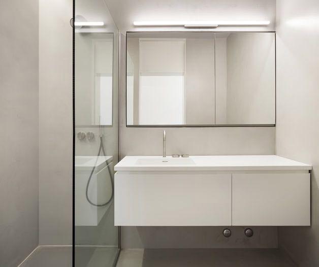 Badezimmer renovieren Fugenlos Maler Rosenheim