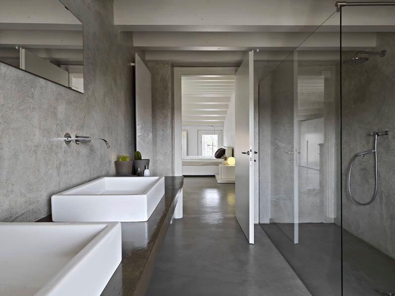 Badezimmer Luxus Fugenlos Maler Rosenheim
