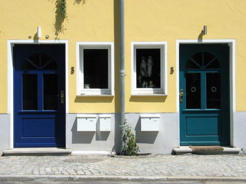 Türen lackieren Maler Rosenheim