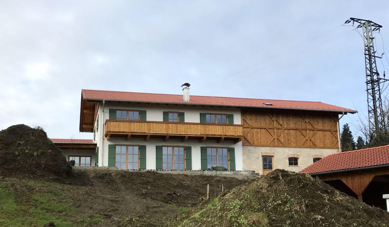 Fenster lackieren Rosenheim Maler