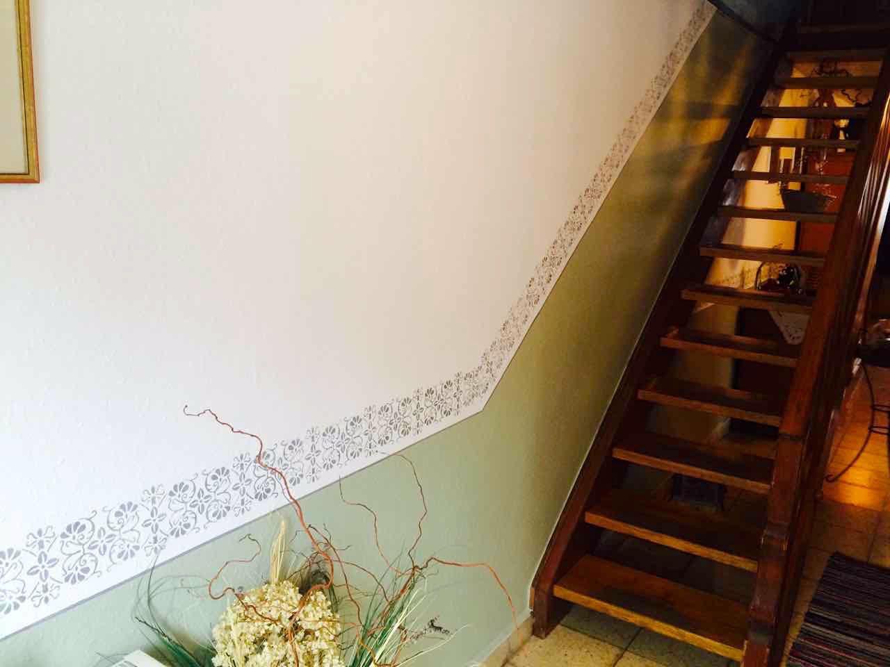 Wandmalerei Rosenheim