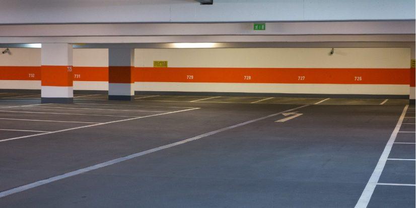 Parkplatz Markierung Malermeister Rosenheim Farbconcept
